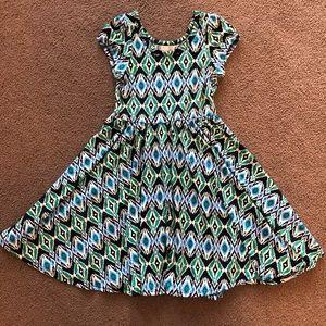 Dot Dot Smile girls dress